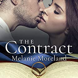 The Contract by Melanie Moreland, audiobook narrated by John Lane and Tatiana Sokolov
