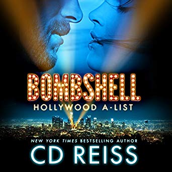 Bombshell audiobook cover