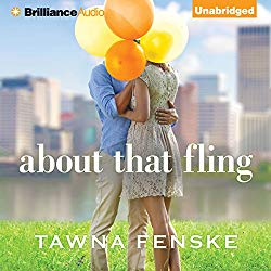 Audiobook Review of: About that Fling
