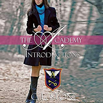 Review of: Introductions: The Academy Ghost Bird Series 1 by C. L. Stone. Audiobook edition narrated by Natalie Eaton.This is Reverse Harem Young Adult.