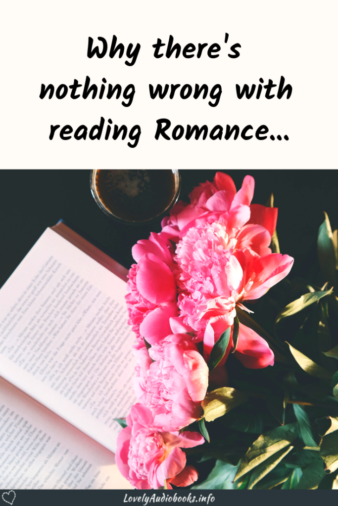 Why there's nothing wrong with reading Romance...