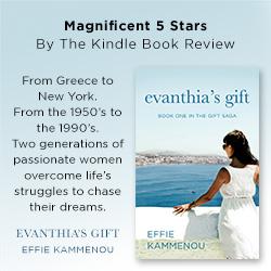 Effie Kammenou - Evanthia's Gift audiobook