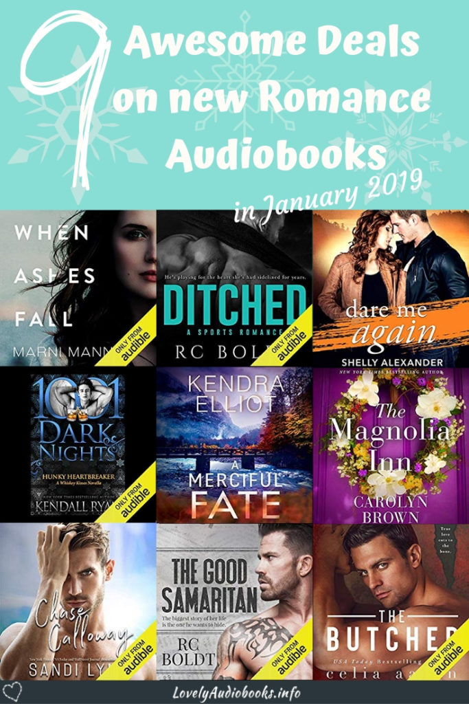 New Audiobooks, new Deals and new News #15 | Lovely Audiobooks