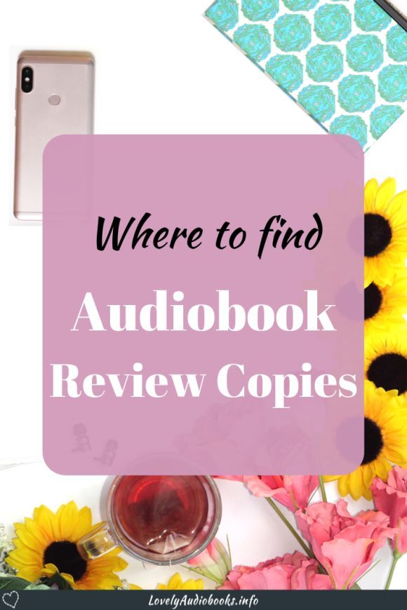 Where to find free audiobooks review copies / audiobook arcs
