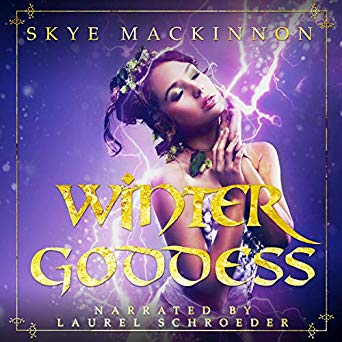 Winter Goddess by Skye MacKinnon