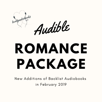 Romance Package new backlist additions February 2019