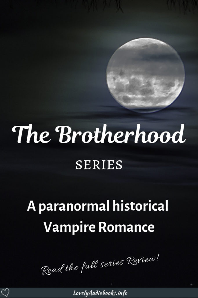 If you love fairytales or vampires, check out this paranormal historical Romance! This vampire love story really surprised me and if you're looking for a a steamy Vampire Regency Romance that's a bit different and a lot awesome, check out my spoiler-free review! All audiobook are free in the Audible Romance Package, the ebooks are free in Kindle Unlimited. #freebooks #vampire #romance