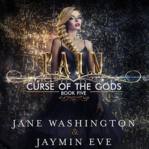 Pain, Curse of the Gods book 5