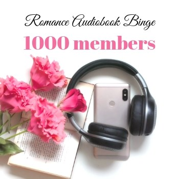 Romance Audiobook Binge Facebook group
