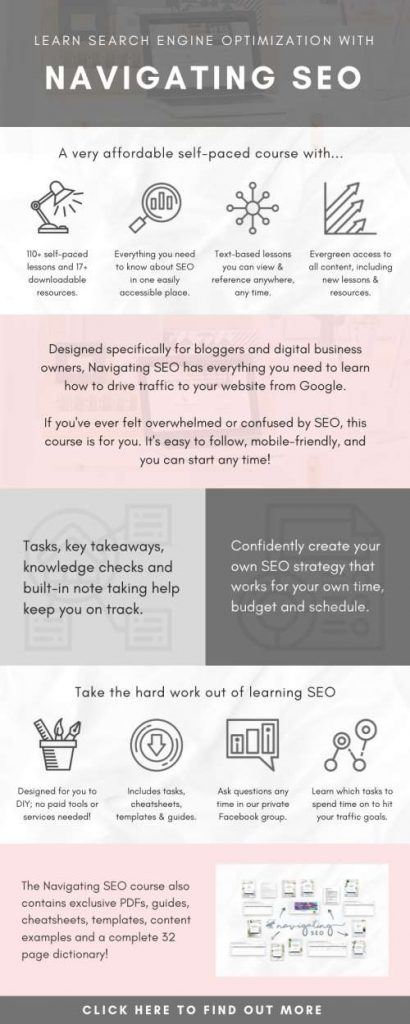 Learn SEO With Navigating SEO by Lyrical Host