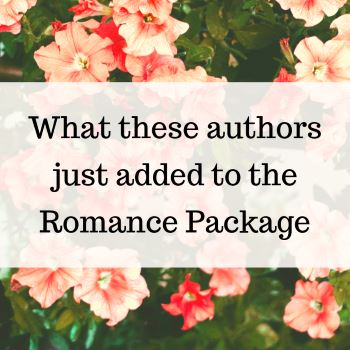 What Whitney G., R.S. Grey, Tijan, Sara Ney, and K.A. Linde just added to the Audible Romance Package