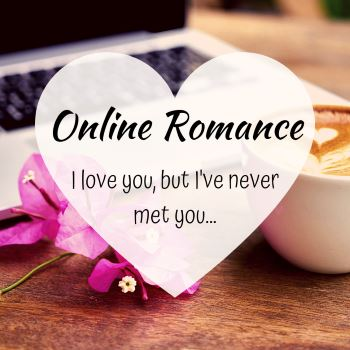 Online Romance books: I love you, but I've never met you