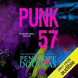 Best Hidden Identity Romance books: Punk 57