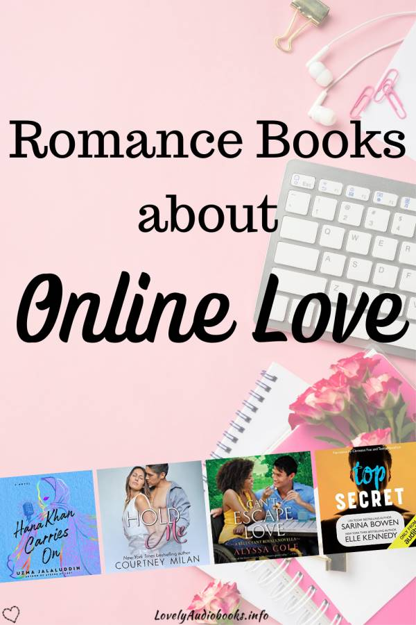 Romance Books about Online Love