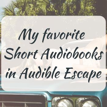 Free Short Audiobooks in Audible escape