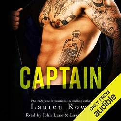 Captain: The Best Enemies to Lovers Books on Audible Escape