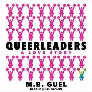 Audiobook cover: Queerleaders