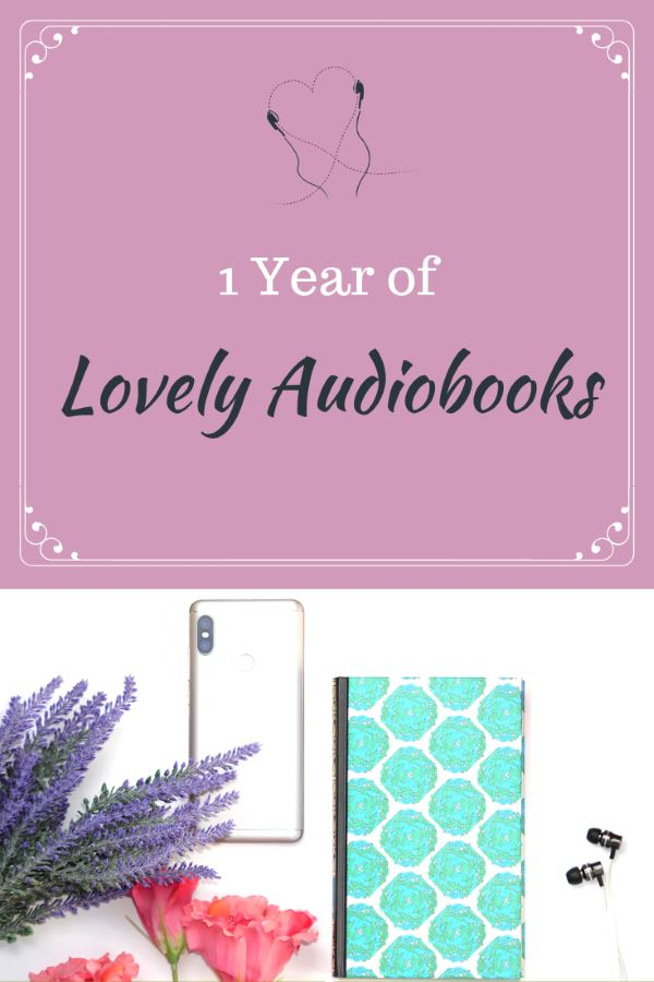 Lovely Audiobooks 1 Year Celebration with Giveaway
