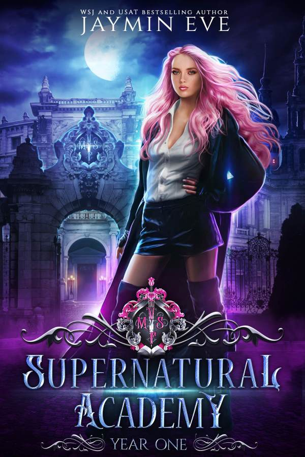 Supernatural Academy Year 1 by Jaymin Eve