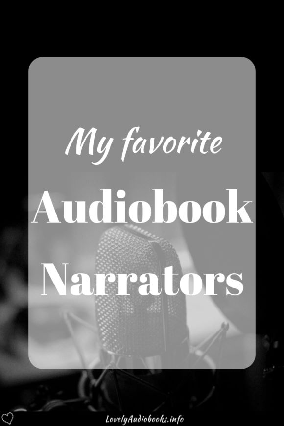 The Best Audiobook Narrators