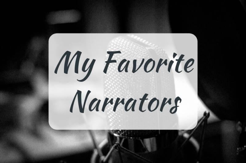 The Best Audiobook Narrators