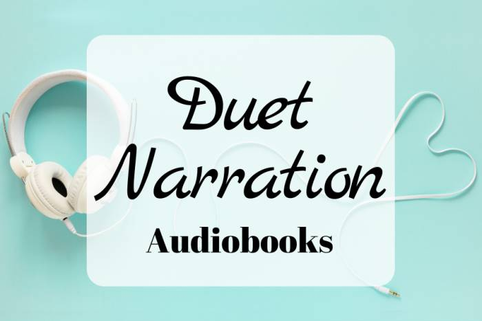 Duet Narration Audiobooks: What it is and where to find it