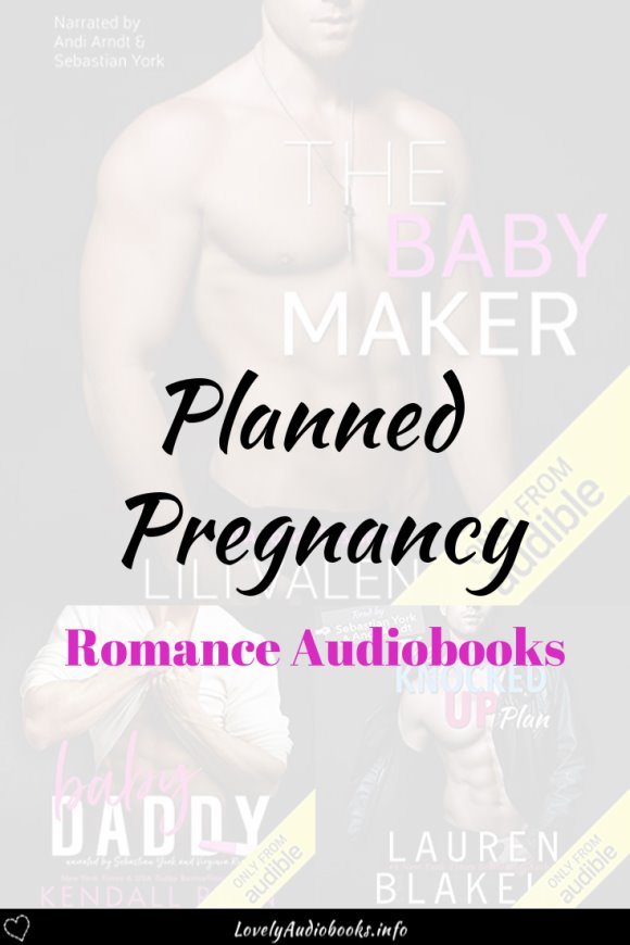 Planned Prenancy Romance Audiobooks