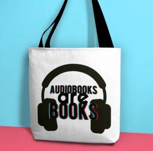 Audiobooks are Books