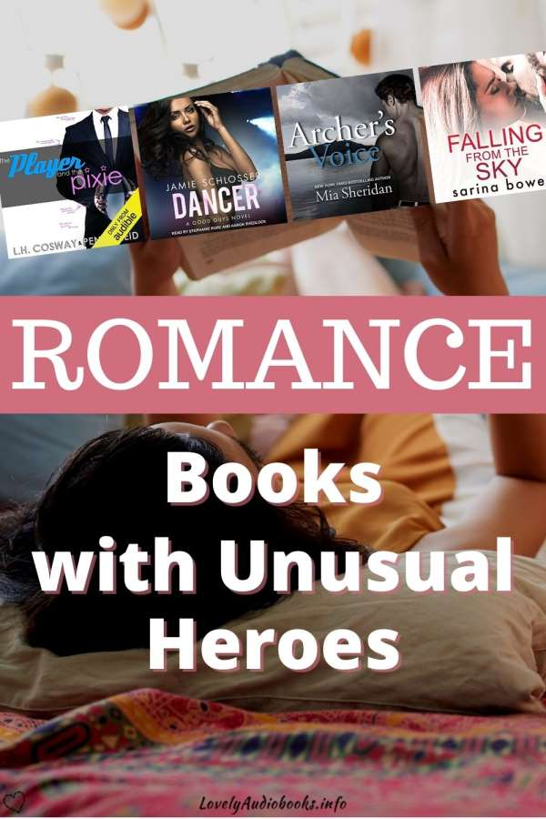 Romance Books with Unusual Heroes