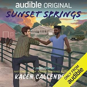 Sunset Springs by Kacen Callender