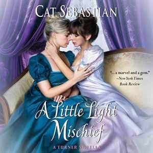 Audiobook cover: A Little Light Mischief