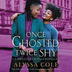 Once Ghosted Twice Shy by Alyssa Cole - the best LGBT Romance books