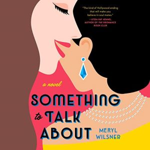 Audiobook cover: Something To Talk About