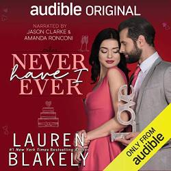 Never Have I Ever: Enemies to Lovers books on Audible Escape