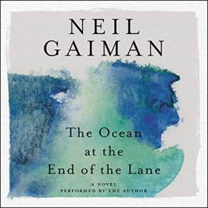 The Ocean at the End of the Lane: Best Halloween Audiobooks