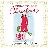 A Princess for Christmas - christmas audiobook cover