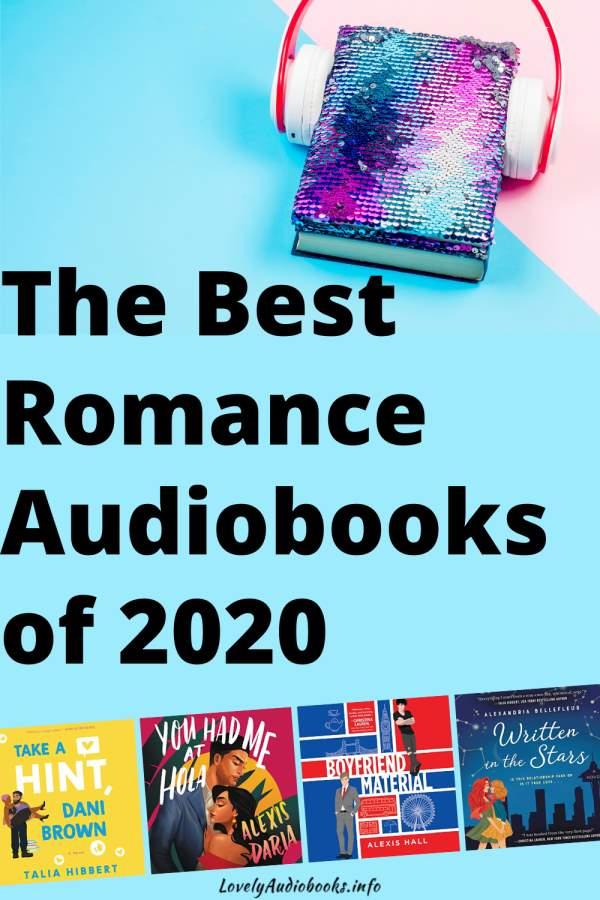 Best Romance Audiobooks 2020