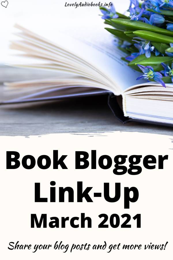 Book Blogger Link-Up March 2021