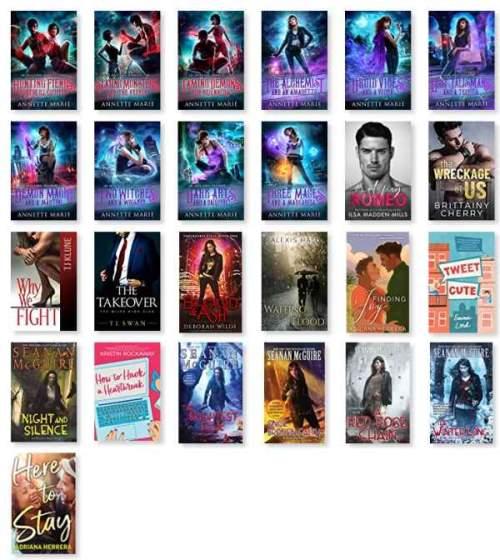 GR Audiobooks September 2020