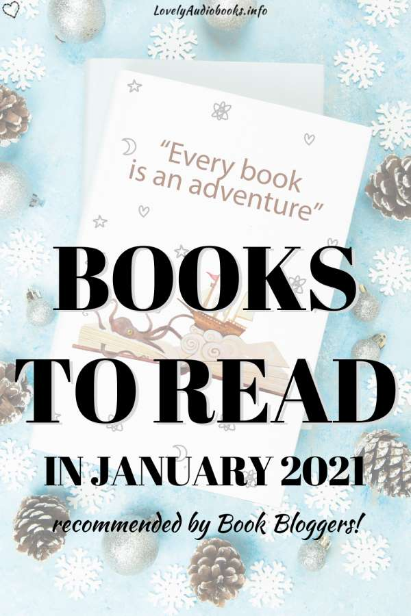 Books to Read January 2021
