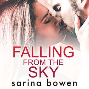 Falling from the Sky by Sarina Bowen - Romance Novels with Hero in a Wheelchair