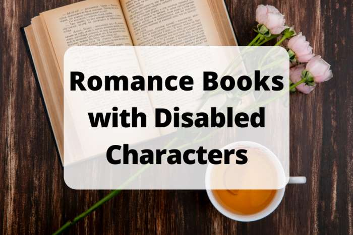 Books about Disability - Romance Books with Disabled Characters