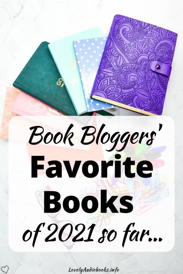 Book Bloggers Favorite Books 2021