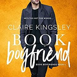 Book Boyfriend by Claure Kingsley