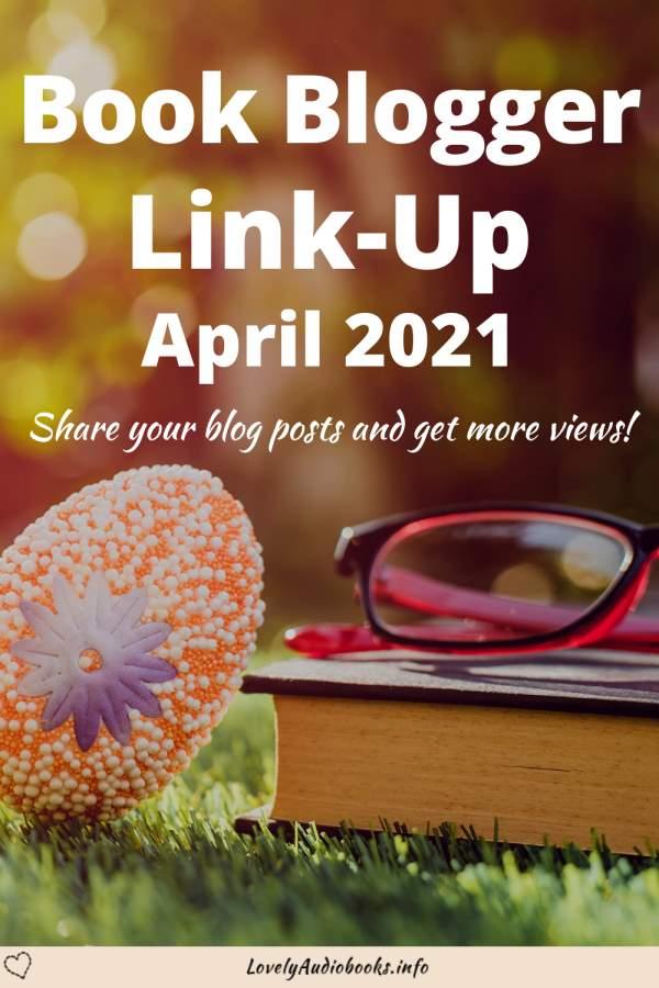 Book blogger link up april 2021