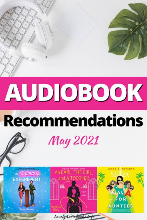 Audiobook Recommendations May 2021