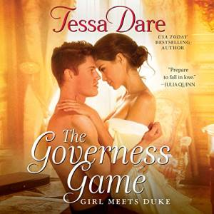 The Governess Game by tessa Dare: The Best Historical Romance novels