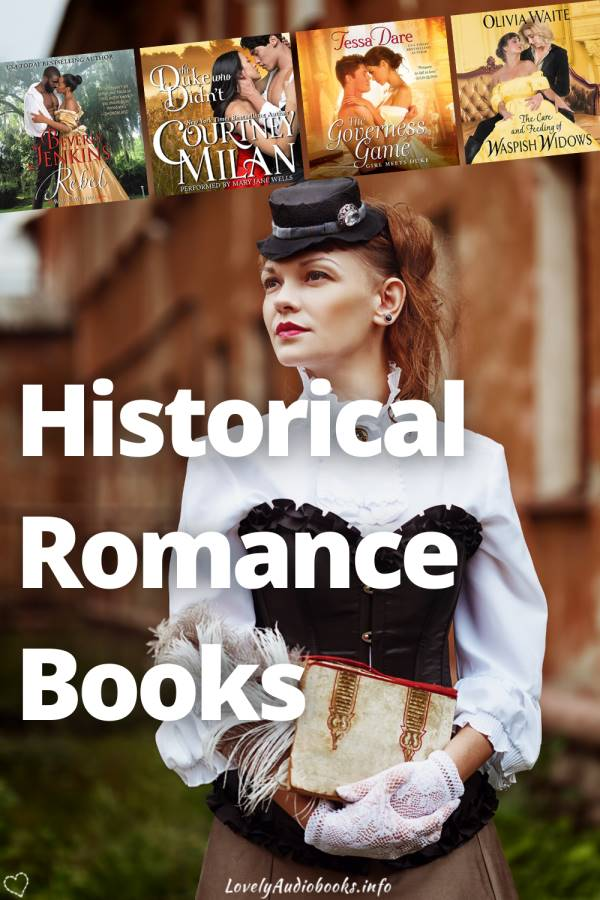 Historical Romance Books