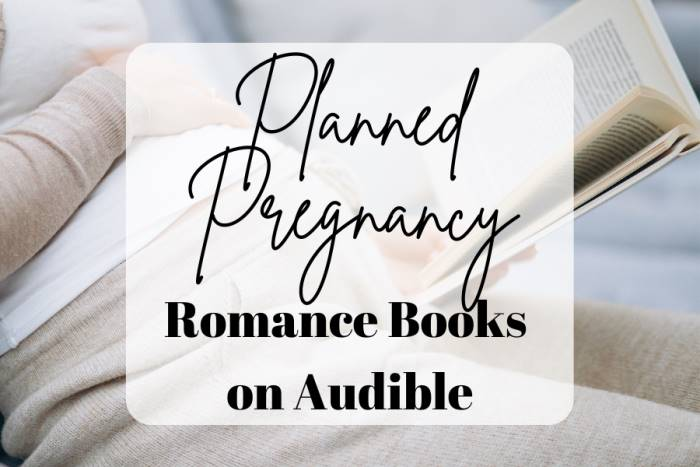 Planned Pregnancy Romance Books on Audible