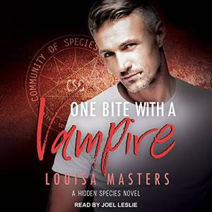 One Bite with a Vampire by Louisa Masters